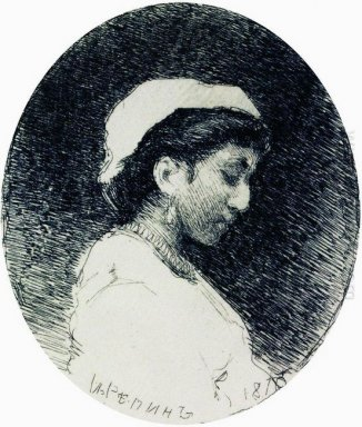 A Woman In A Cap