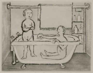 Children In Tub 1994
