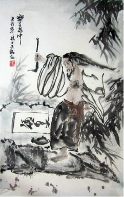 Party-Chinese Painting