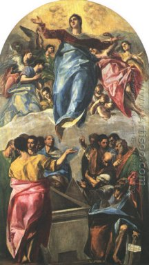 The Assumption of the Virgin 1577
