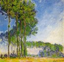 Poplars View From The Marsh 1892