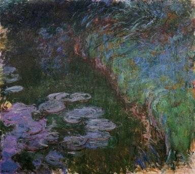 Water Lilies 1917 9