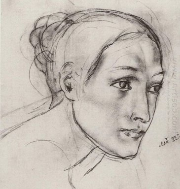 Female Head 1910