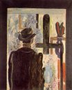A Man At The Easel 1942
