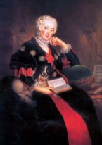Countess Wilhelmine von Brandenburg Bayreuth
