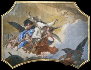 The Glory Of St Dominic 1739