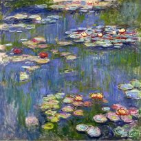 Water Lilies 40