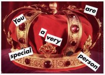 Untitled (You are a very special person)