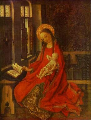 The Virgin With Infant