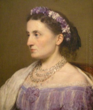 Duchess De Fitz James 1867