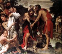 baptism of christ 1584