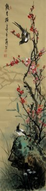 Plum&Bird - Chinese Painting