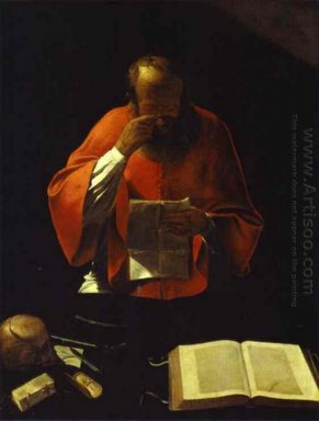 St Jerome Reading 1638