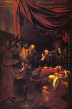 The Death Of The Virgin 1603