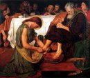 Jesus Washing Peter's Feet