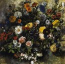 Bouquet Of Flowers 1850