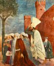 Heraclius Restores The Cross To Jerusalem 1464