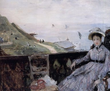 On The Terrace 1874