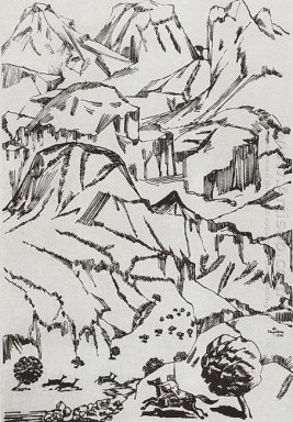 Mountains 1934