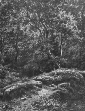 Path In The Forest 1871