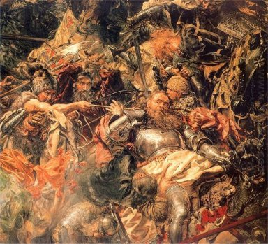 Battle Of Grunwald Detail 4