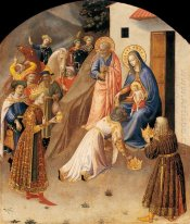 Adoration Of The Magi 1424