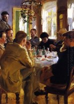 Artists' Luncheon in Skagen