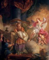 The Visit of the Angel to Zechariah