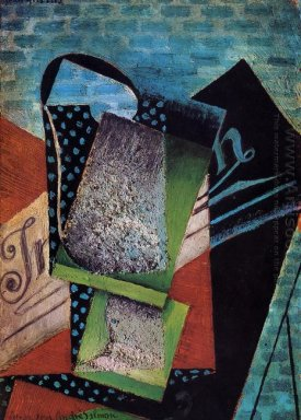 Still Life Dedicated To Andre Salmon 1915