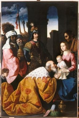 Adoration Of The Magi 1640