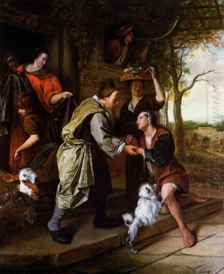 Return Of The Prodigal Son 1670