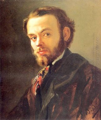Portrait Of Vincenzo Cabianca