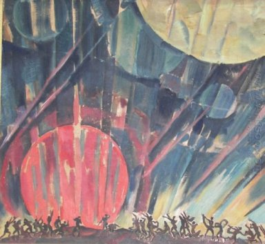 New Planet New Planet S Borning 1921