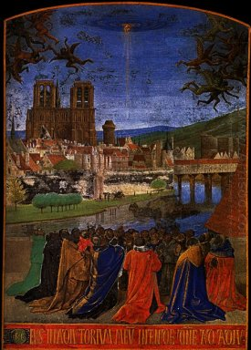 Descent Of The Holy Ghost Upon The Faithful 1460