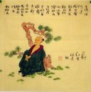 Philosopher - Chinese painting