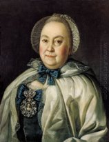 Portrait of Countess M.A.Rumyantzeva