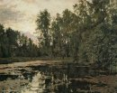 The Overgrown Pond Domotcanovo 1888