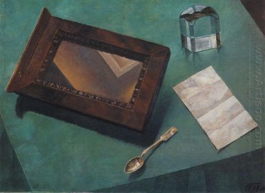 Still Life With Mirror 1919