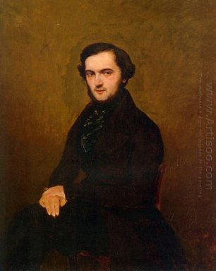Portrait Of A Gentleman 1829