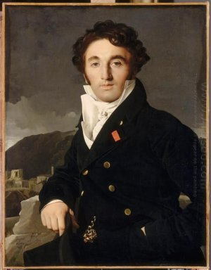 Portrait Of Charles Joseph Laurent Cordier 1811