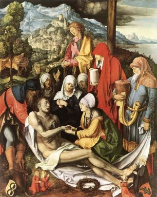 lamentation for christ 1503