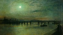 Battersea Bridge 1885