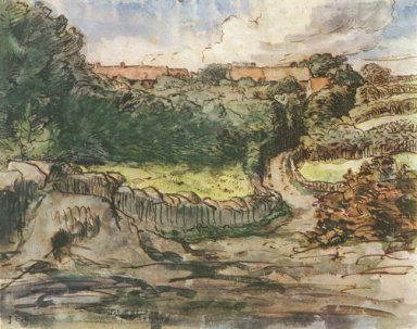 Manor Farm Cousin In Greville 1854