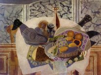 The Purple Tablecloth 1936