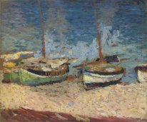 Boats in Port Collioure