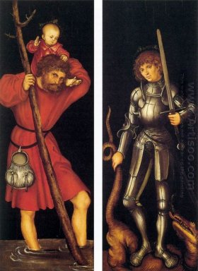 St Christopher And St George
