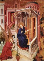 The Annunciation (from Altar of Philip the Bold)