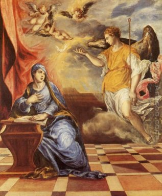 The Annunciation c. 1576