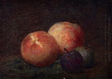 Two Peaches And Two Plums 1899