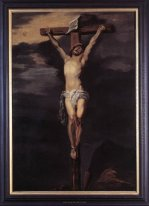 christ on the cross 1627